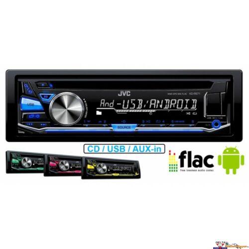 JVC KD-R571 MP3,USB,AUX AUTÓRÁDIÓ