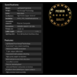 LightSpeed Signature 1.51 hálózati tápkábel