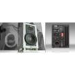 ELAC AIR-X 403 Audiophile Vezetéknélküli Monitor Hangfalpár