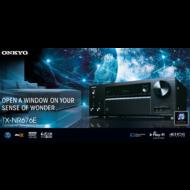 Onkyo TX-NR676 Dolby Atmos,DTS-X 7.2 hálózatképes AV erősítő