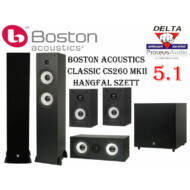 Boston Acoustics Classic CS260 5.1 hangfal szett
