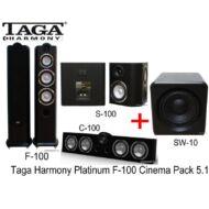 Taga Harmony Platinum F-100 Cinema Pack 5.1