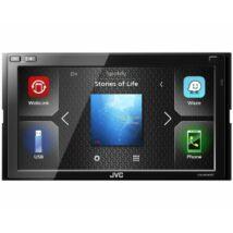 JVC KW-M540BT 2 DIN  érintőképernyős multimédia Bluetooth funkcióval