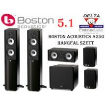 Boston Acoustics A250 5.1 hangfal szett