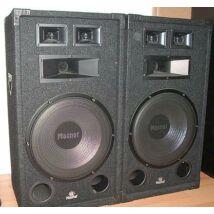 MacAudio SOUNDFORCE 1300 3 utas, 4 hangszórós disco hangsugárzó