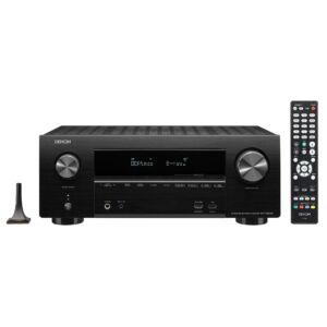 DENON AVR-X2700H 7.2 HD Házimozi rádióerősítő