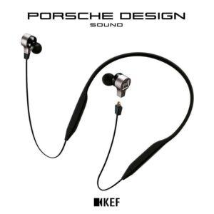 KEF motion one Porsche Design Bluetooth in-ear prémium fülhallgató
