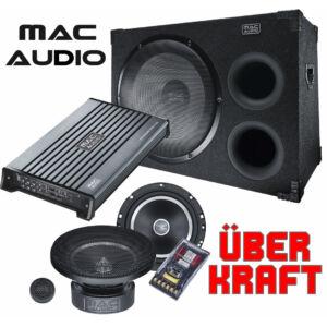 MacAudio Überkraft + Titán csomag