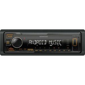Kenwood KMM-105A Digitális média vevő USB-vel