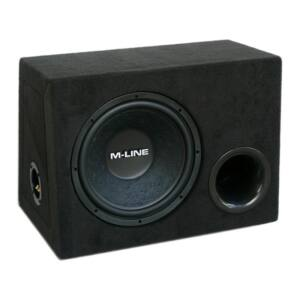 Gladen Audio M-LINE 12 BR MÉLYSUGÁRZÓ LÁDA