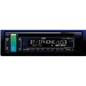 JVC KD-R889BT Autórádió USB bemenettel és Bluetooth funkcióval