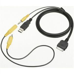 RC-202IPV iPod videó kábel XAV-622/62 készülékekhez