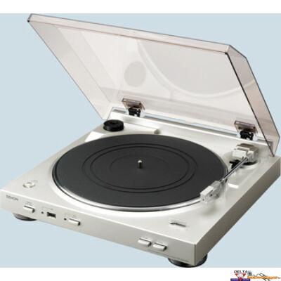 Denon DP-200USB Automata analóg lemezjátszó MP3 kódolással