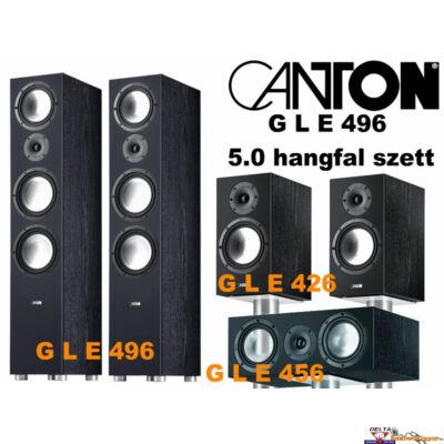 Canton GLE496.2 5.0 hangfal szett