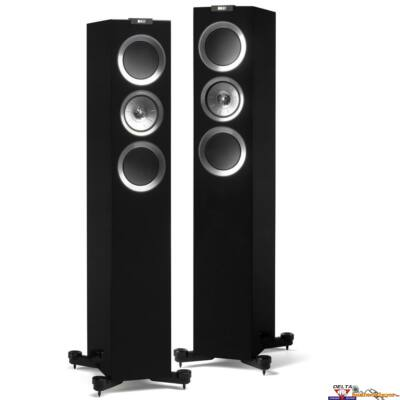 KEF R500 2-és fél utas audiofil álló hangfalpár