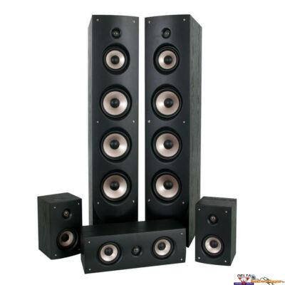 ELTAX MONACO BLACK 5.0 hangsugárzó szett