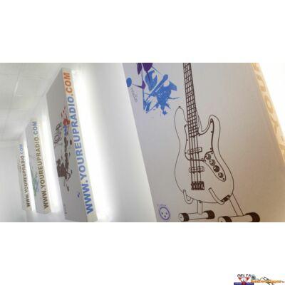 RW Professional akusztikai panel 104 x 104 cm