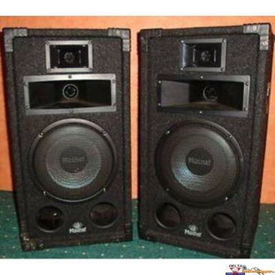MacAudio SOUNDFORCE 1200 3 utas, 3 hangszórós disco hangsugárzó pár