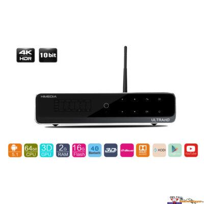 HiMedia Q10 Pro Androidos médialejátszó