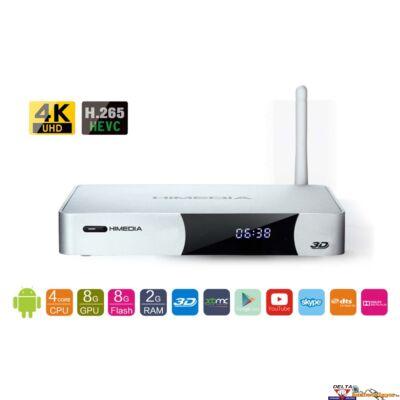 HiMedia Q5 Pro Androidos médialejátszó