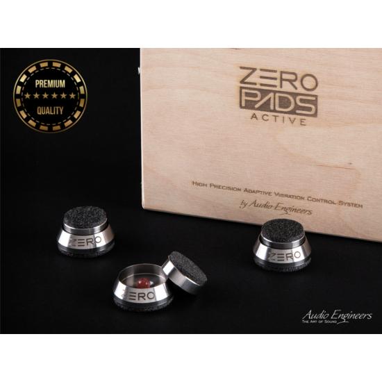 ZeroPads Active adaptív rezgéselnyelő - 3-as készlet