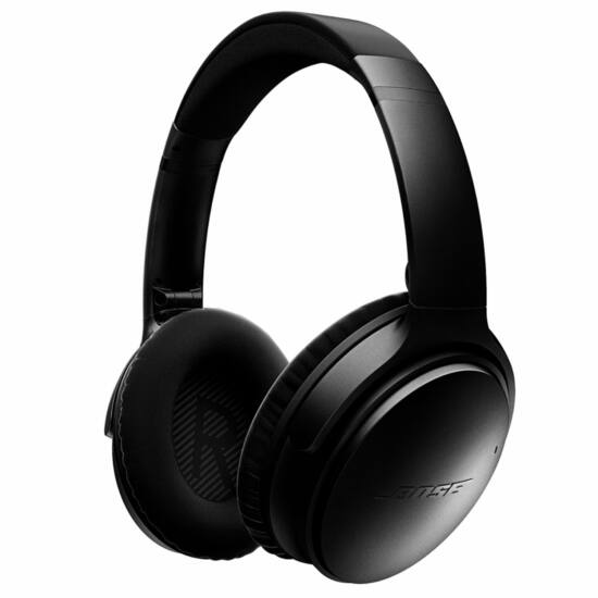 Bose QuietComfort QC35 vezeték nélküli, aktív zajszűrős  fejhallgató ezüst
