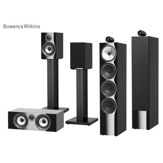 Bowers & Wilkins 702 S2 + 707 S2 + HTM72 S2 5.0 házimozi hangfal szett