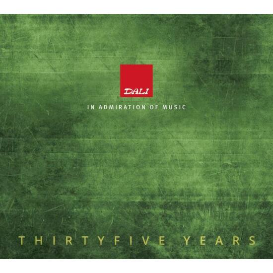 DALI Demo vinyl THE DALI LP VOL. 2