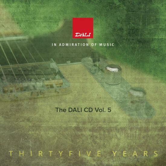 DALI Demo disc THE DALI CD VOL. 5