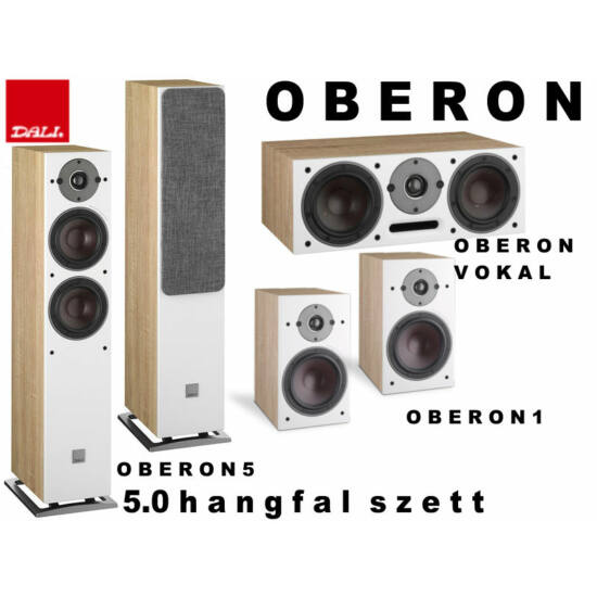 Dali Oberon 5 hangfal szett 5.0