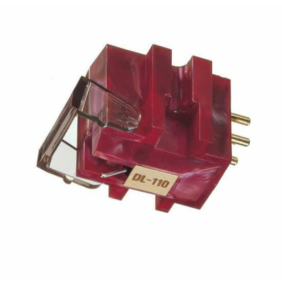 Denon DL-110 Magas kimenetű MC hangszedő