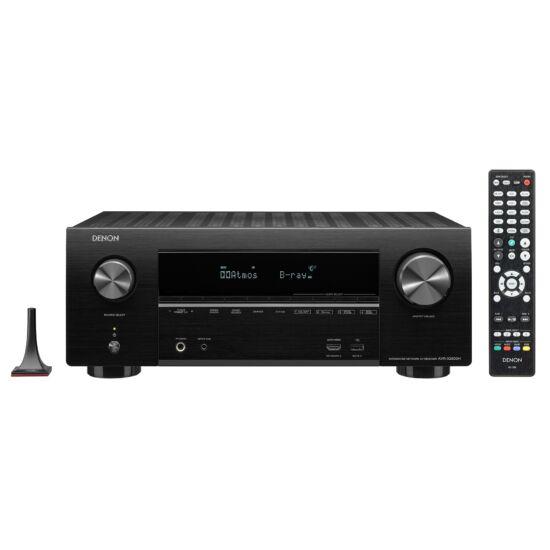 DENON AVR-X2600H 7.2 HD Házimozi rádióerősítő