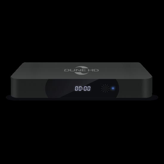 Dune HD Pro 4K II Új generációs médialejátszó 4Kp60 és HDR támogatással