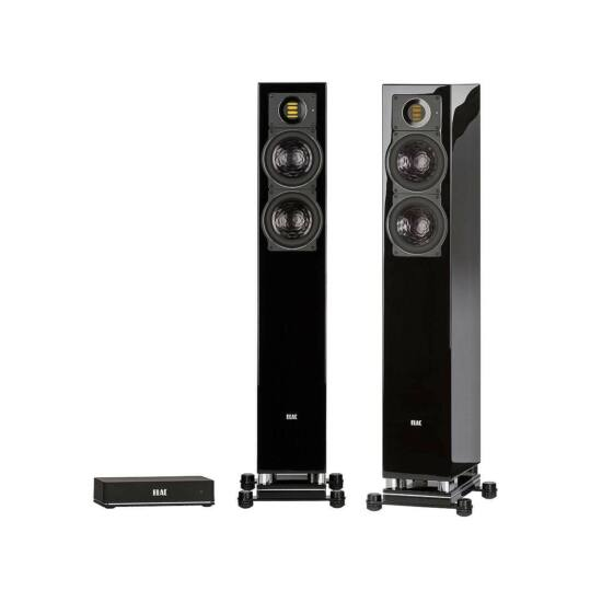 ELAC AIR-X 407 Audiophile Vezetéknélküli Hangfal pár