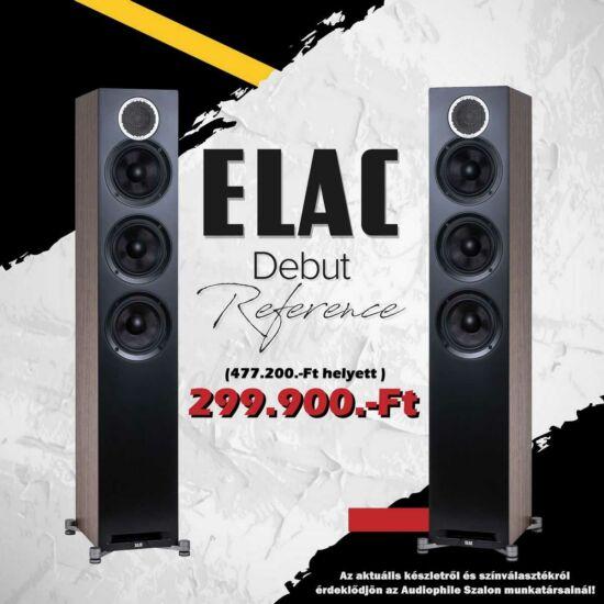 Elac DFR52 Debut Reference 3 utas álló hangfalpár