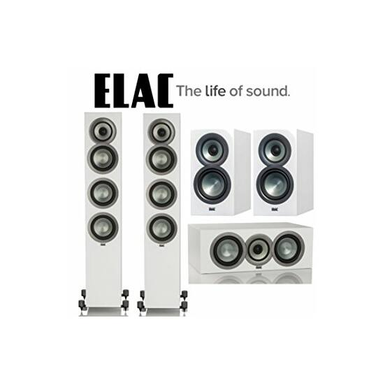 ELAC Uni-Fi Slim 5.0 hangfal szett