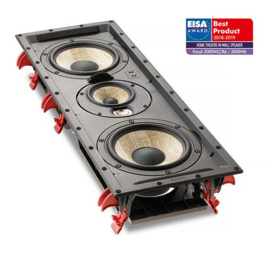 FOCAL 300 IW 6 LCR Beépíthető hangsugárzó db