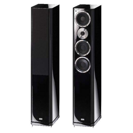 HECO Aleva GT 602 Black 3 utas, álló hangsugárzó pár