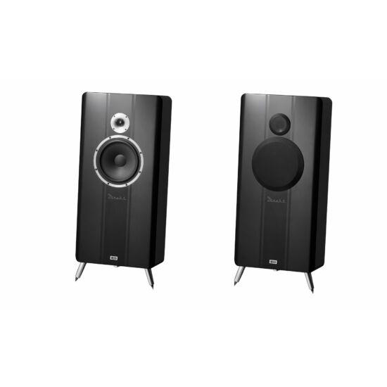 HECO Direkt High-End, 2-utas álló hangsugárzó pár fekete