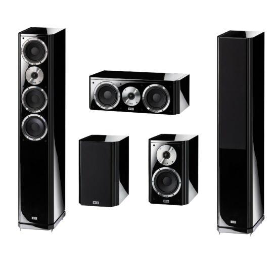 HECO Aleva GT 602 hangfal szett 5.0