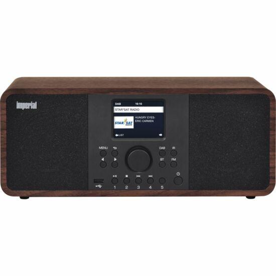 Imperial DABMAN i205 WEB/FM/DAB/USB/AUX/BT rádió és zenelejátszó