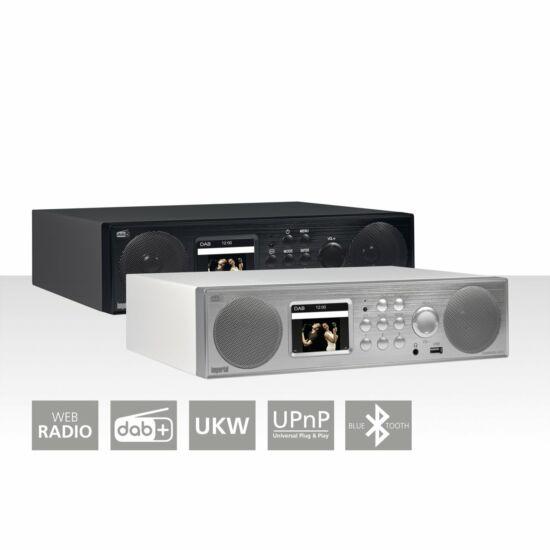 Imperial DABMAN i450 WEB/FM/DAB/USB/AUX/BT rádió és zenelejátszó