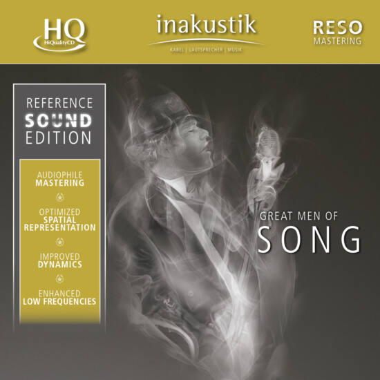 Great Men Of Song (HQCD)