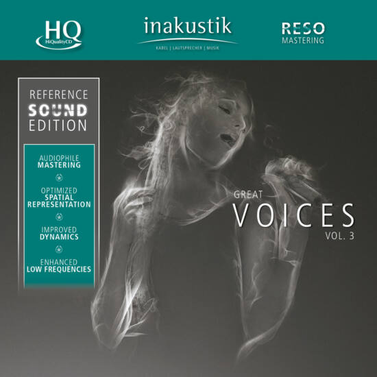 Great Voices, Vol. III  (HQCD)