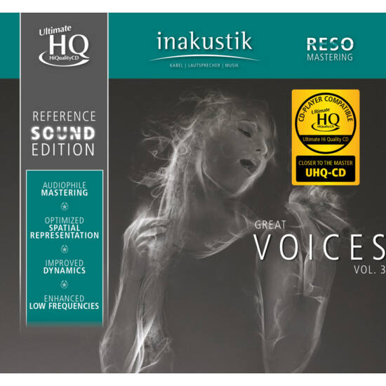Great Voices, Vol. III  (U-HQCD)