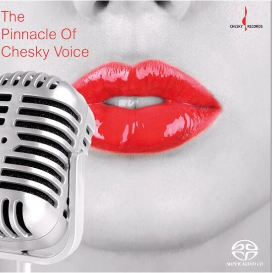The Pinnancle Of Chesky Voice (1 Hybrid SACD)