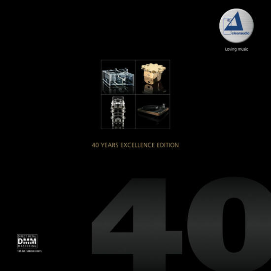 Clearaudio- 40 Years Exzellence Edition (2LP)