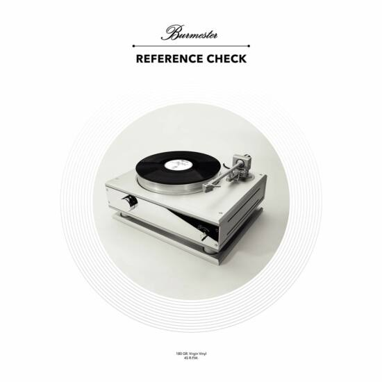 Burmester reference Check LP (45RPM)