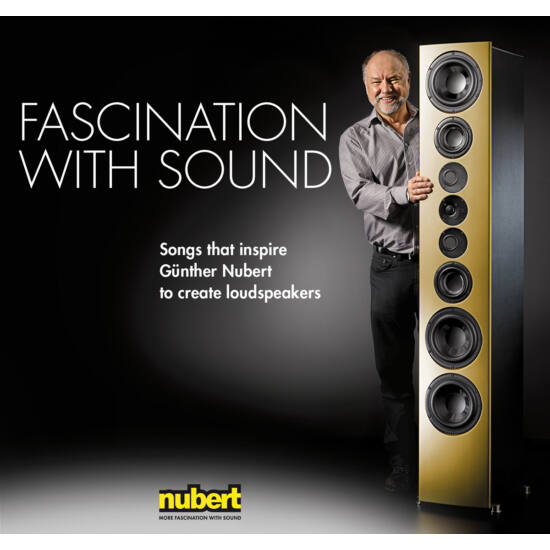 Nubert - Fascination With Sound ( HQCD )