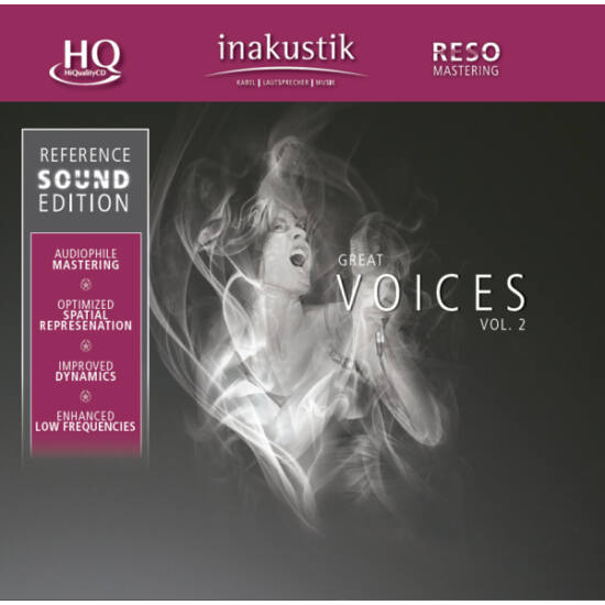 Great Voices, Vol. II  (HQCD)